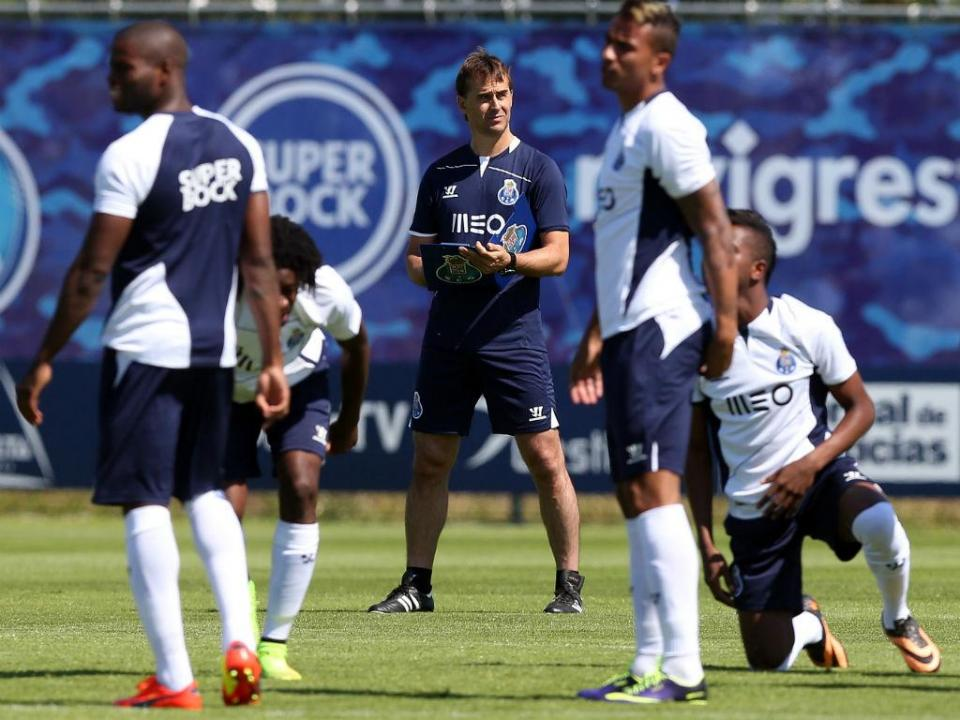 FC Porto  os desejos (pouco) secretos de Lopetegui  e31de12c53412