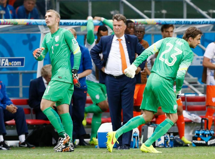 Holanda enfrenta Argentina