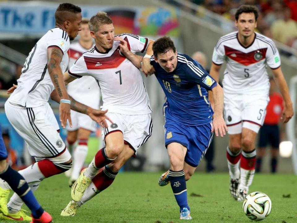c7a19b695b Messi eleito Melhor Jogador do Mundial 2014