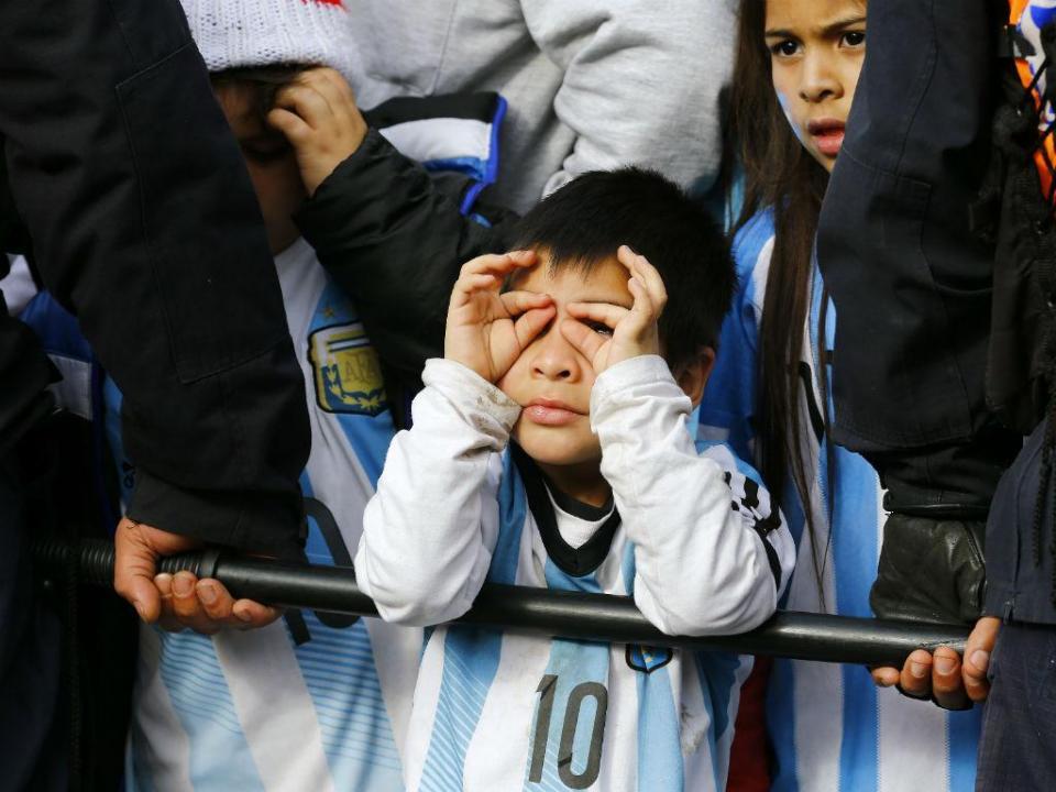 Argentina: Enzo Perez e Gaitán convocados para defrontar Portugal
