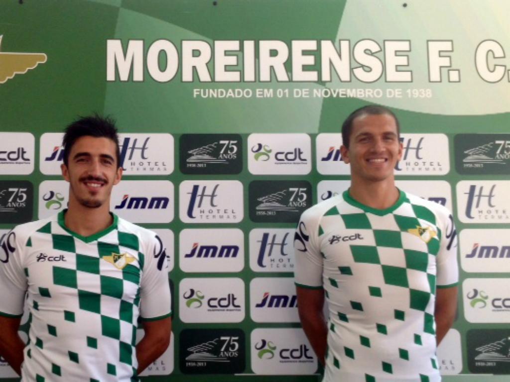 Moreirense garante André Marques e João Pedro