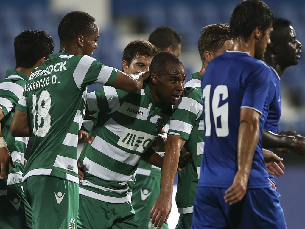 Sporting: Dínamo Zagreb anuncia Wilson Eduardo
