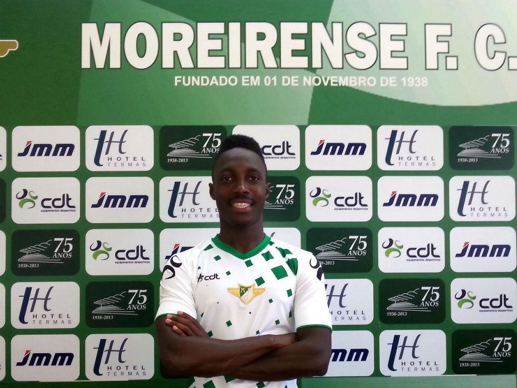 Moreirense: Gerso chega por empréstimo do Estoril