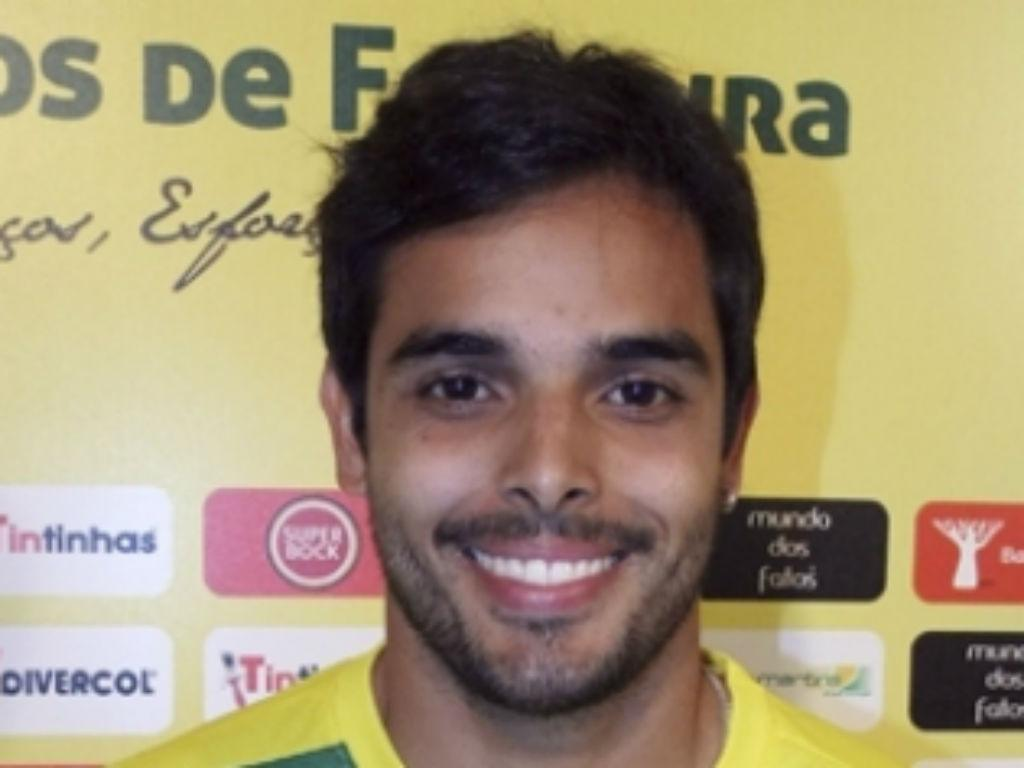 Rodrigo Galo no Paços Ferreira