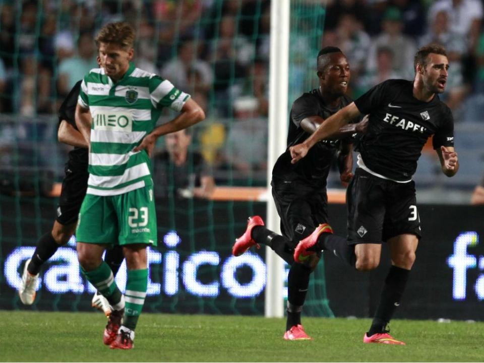Adrien: «Com 11 jogadores será mais fácil em Alvalade»