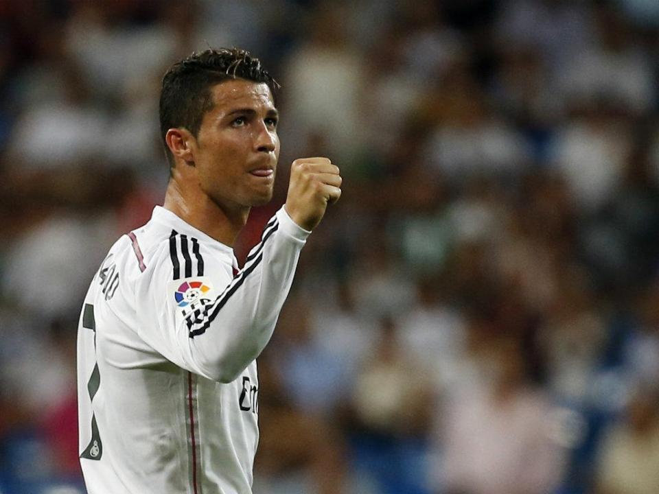 Imitou Ronaldo a celebrar um golo e... Houston, we have a problem!