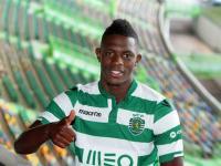 Sporting: Sacko já está em França para assinar pelo Sochaux