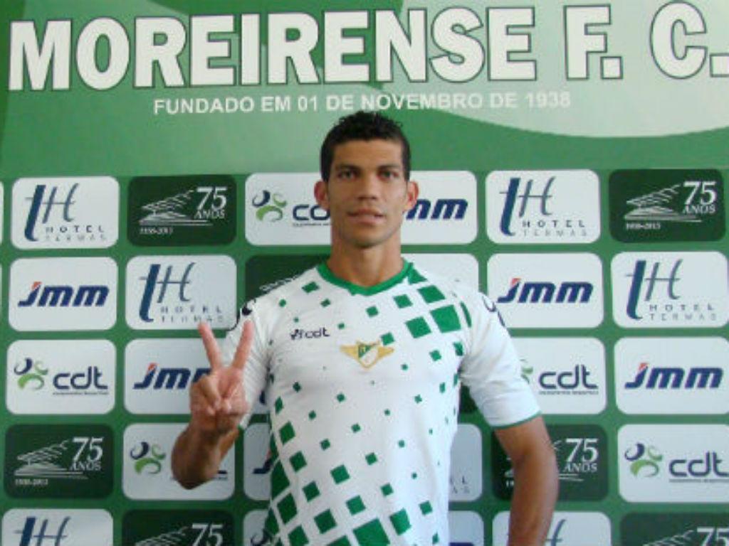 Moreirense: Leandro Souza para o ataque