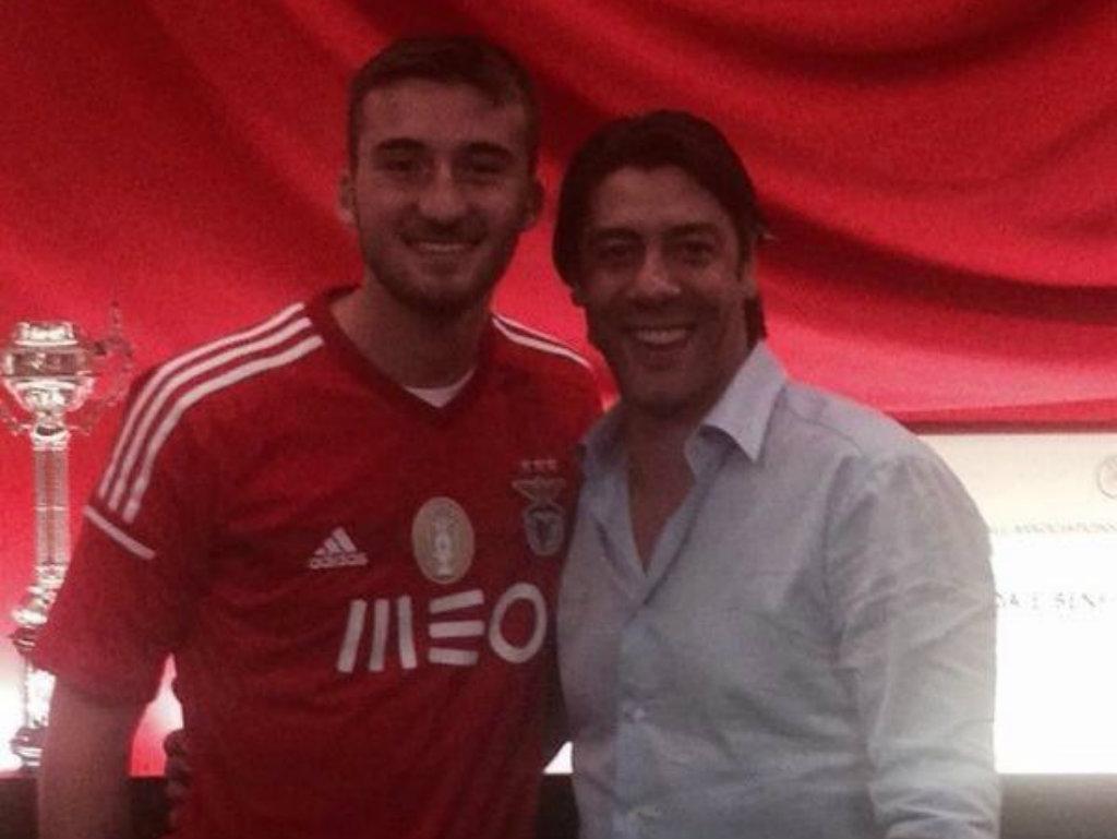 OFICIAL: Cristante assina por cinco épocas com o Benfica