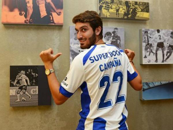 FC Porto: Campaña entre os convocados para Coimbra