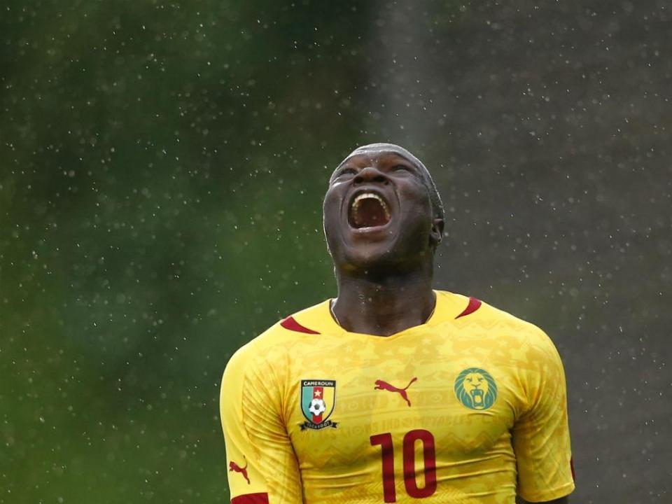 Mundial 2018: portista Aboubakar em branco no empate dos Camarões