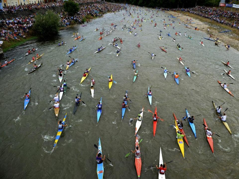 Canoagem: Noruega pede desclassificação do seu próprio atleta