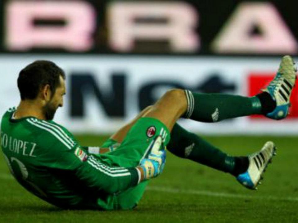 OFICIAL: Espanhol contrata Diego López a título definitivo