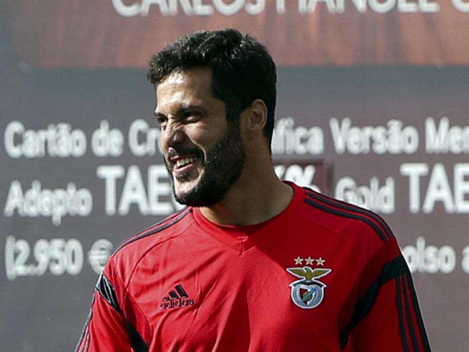 Benfica: Júlio César vai a Braga