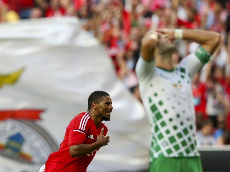 Benfica-Moreirense: terceiro «round» marcado para final de novembro