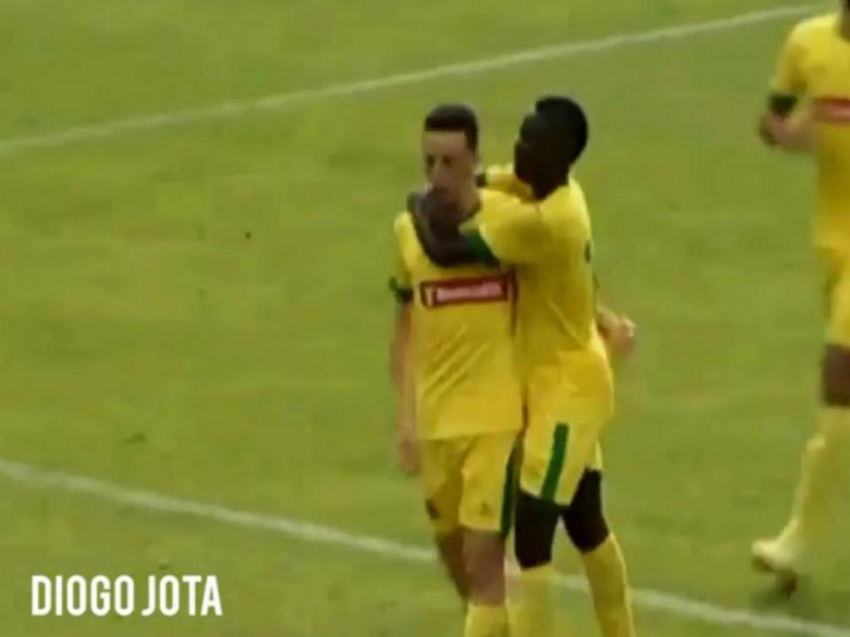 P. Ferreira: Paulo Fonseca volta a apostar no júnior Diogo Jota