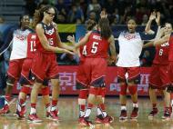 Equipa feminina dos Estados Unidos (EPA/Tolga Bozoglu)