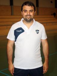 Clube de Bairro: Espinho Ativo (Micael Barardo, o presidente do clube)