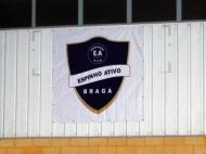 Clube de Bairro: Espinho Ativo (o símbolo do clube)