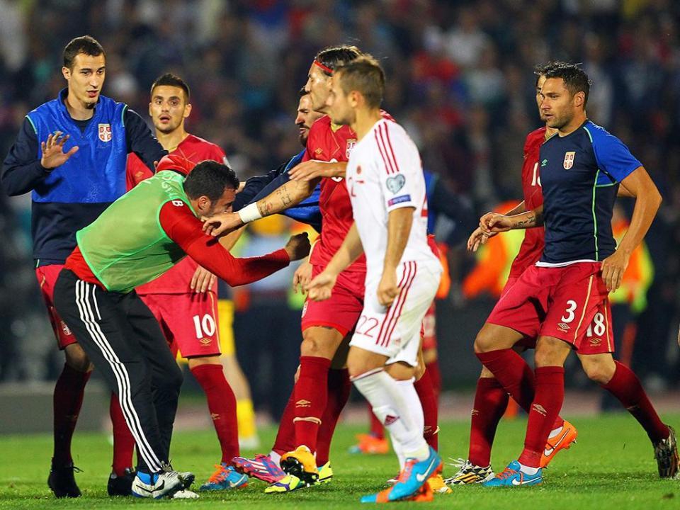 Albânia recorre da decisão da UEFA