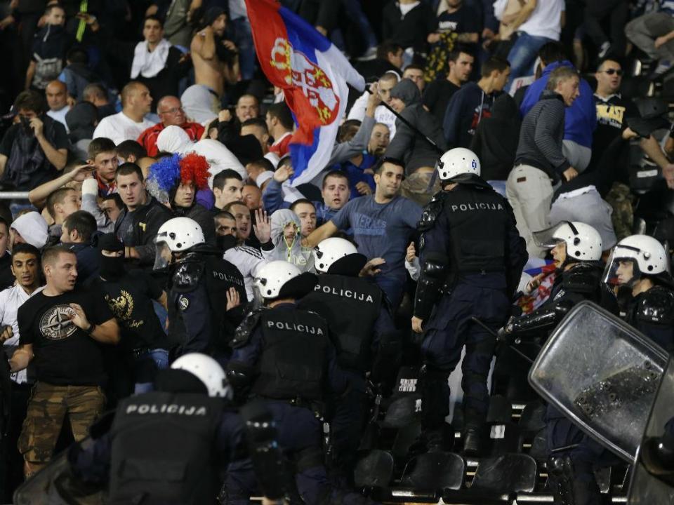 Balcãs, desporto e conflito: uma história sem fim