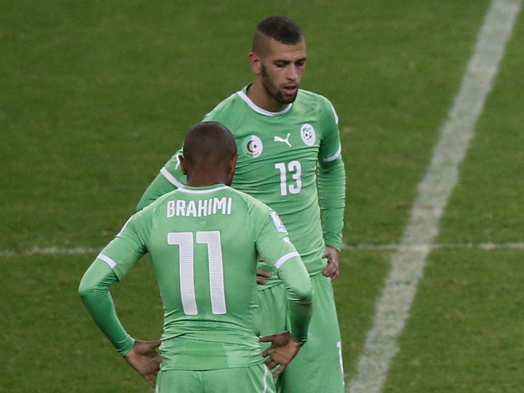 Argélia perde com a Tunísia (1-2) e complica contas do apuramento