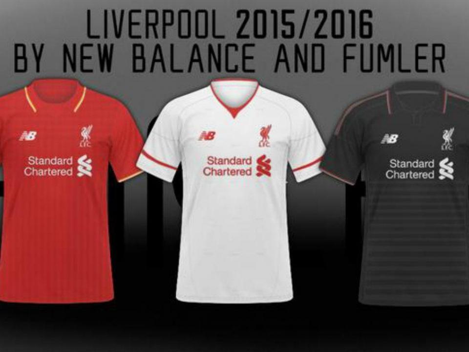 e68ca9c5f Novos equipamentos do Liverpool serão mais bonitos ou mais feios que os  atuais