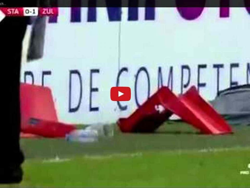 St. Liège: invasão, assalto à mão armada e treinador despedido