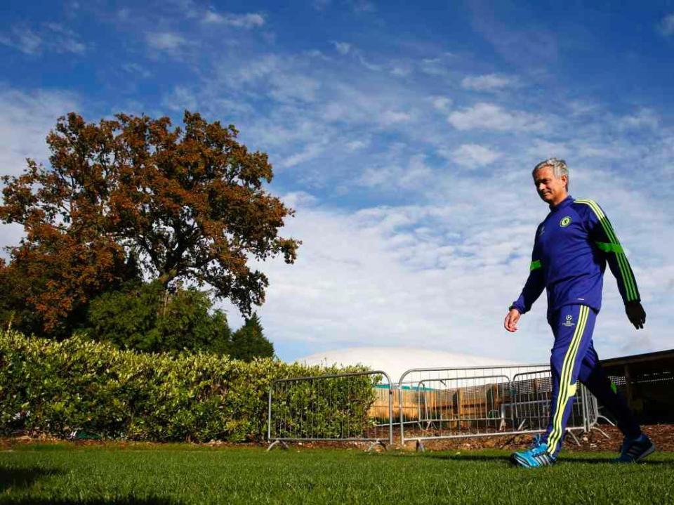 Chelsea: baixa na direção dos blues