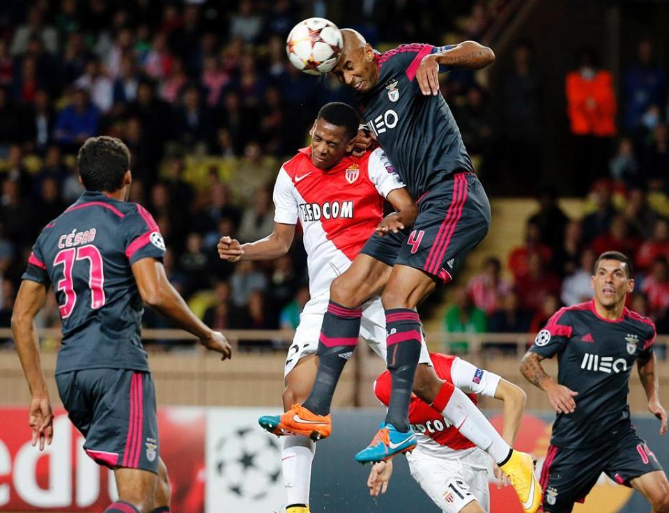 LC: Benfica igualou pior registo ao fim da 1ª volta
