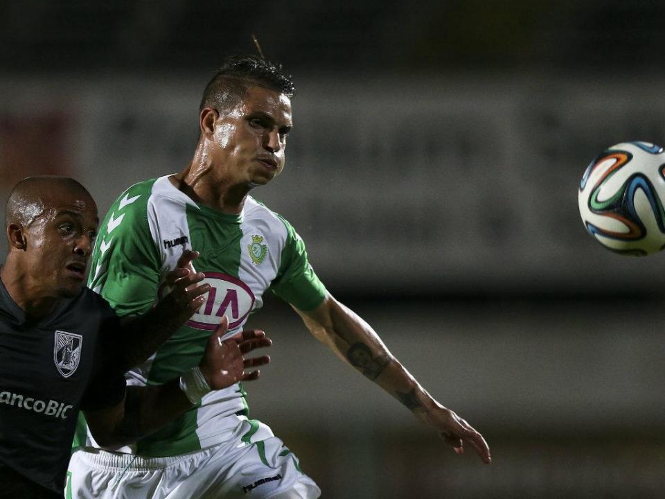 V. Setúbal-V-Guimarães, 0-1 (resultado final)