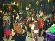 Clube de Bairro: Glória ou Morte (baile de Carnaval)