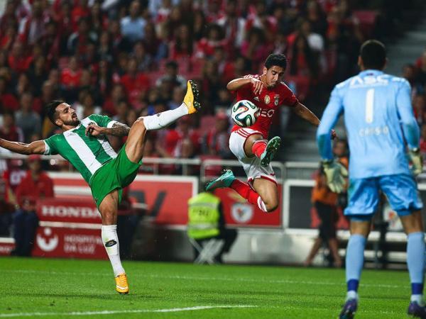 Benfica-Rio Ave, 1-0 (crónica)