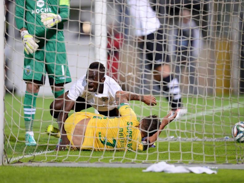 Vitoria de Guimarães vs Sporting (LUSA)