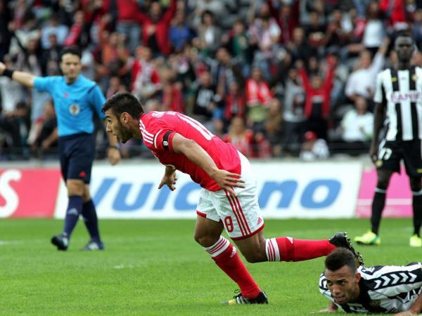 Nacional-Benfica, 1-2 (crónica)