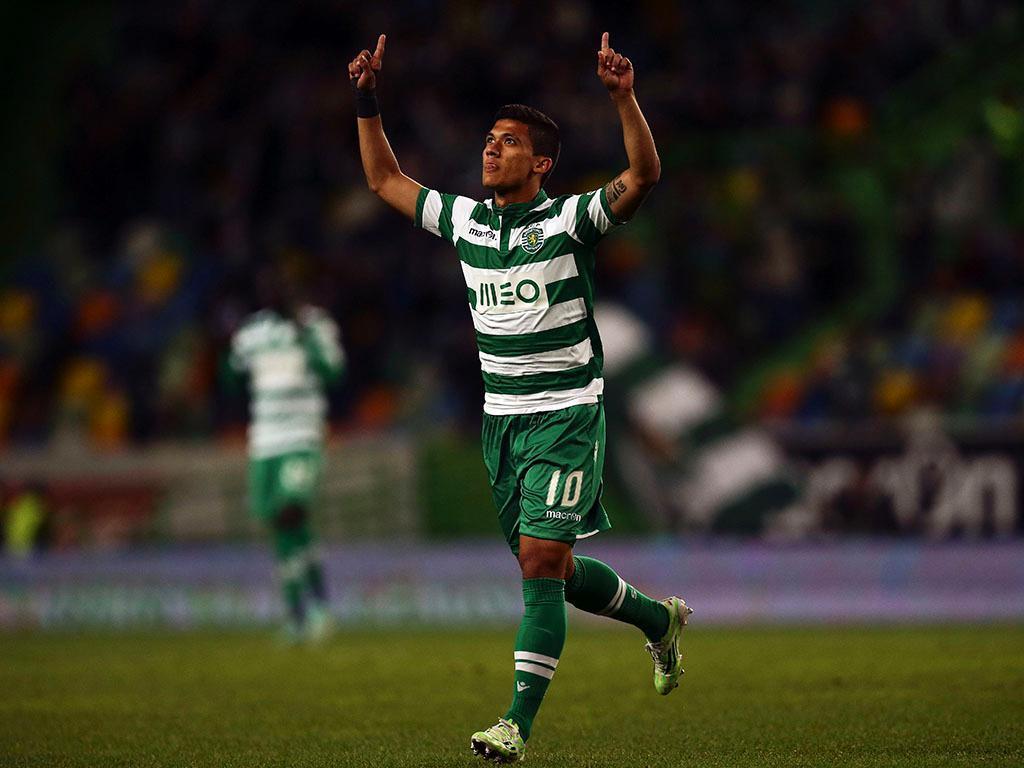 Sporting vs Paços Ferreira (LUSA)
