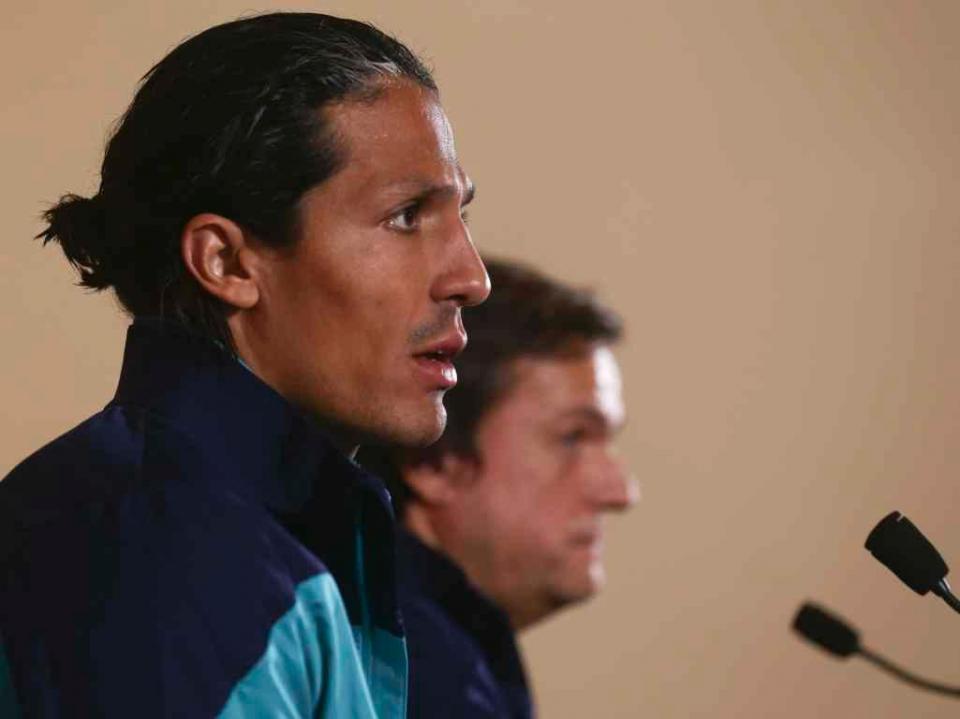 Bruno Alves: «É importante continuar no caminho de vitória»