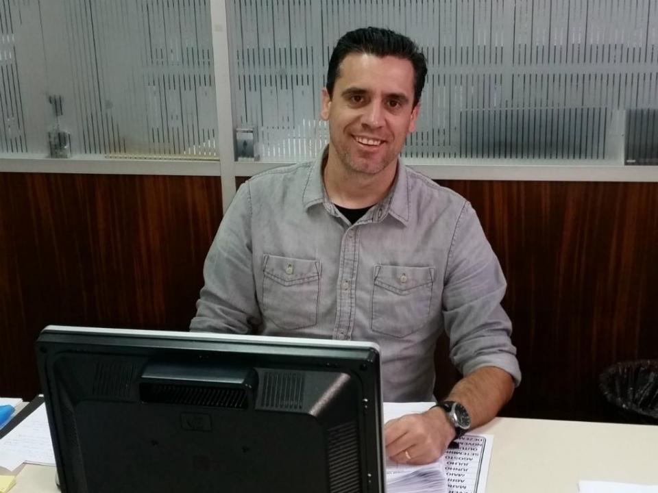 Um funcionário público pentacampeão pelo FC Porto