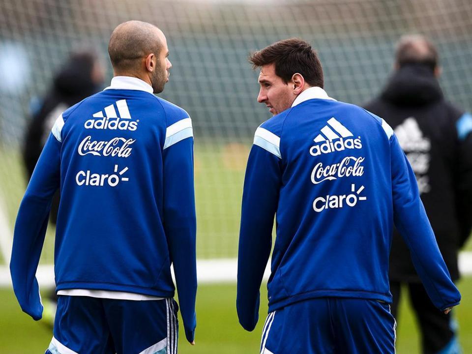 «Messi é muito melhor hoje do que quando ganhou as cinco Bolas de Ouro»