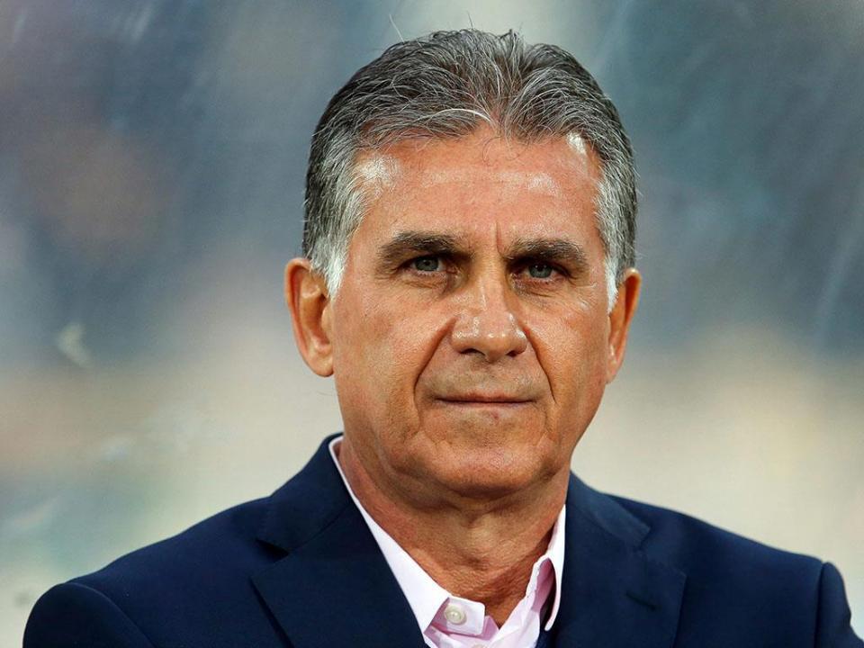 Carlos Queiroz admite terminar a carreira após o Mundial2018