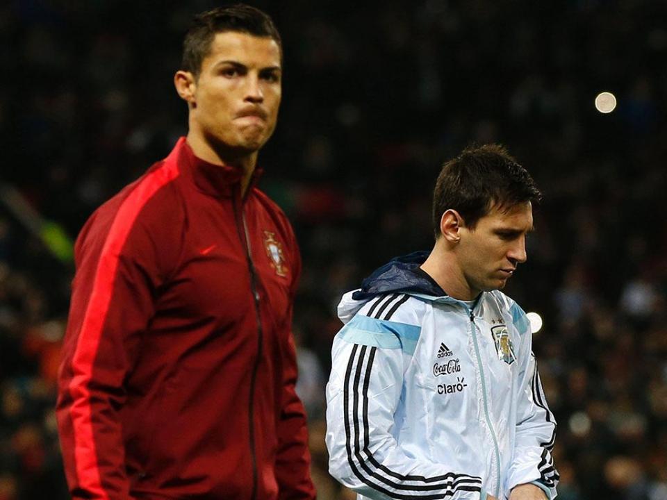 Ronaldo diz quais os jogadores que podem vir a dominar o futebol