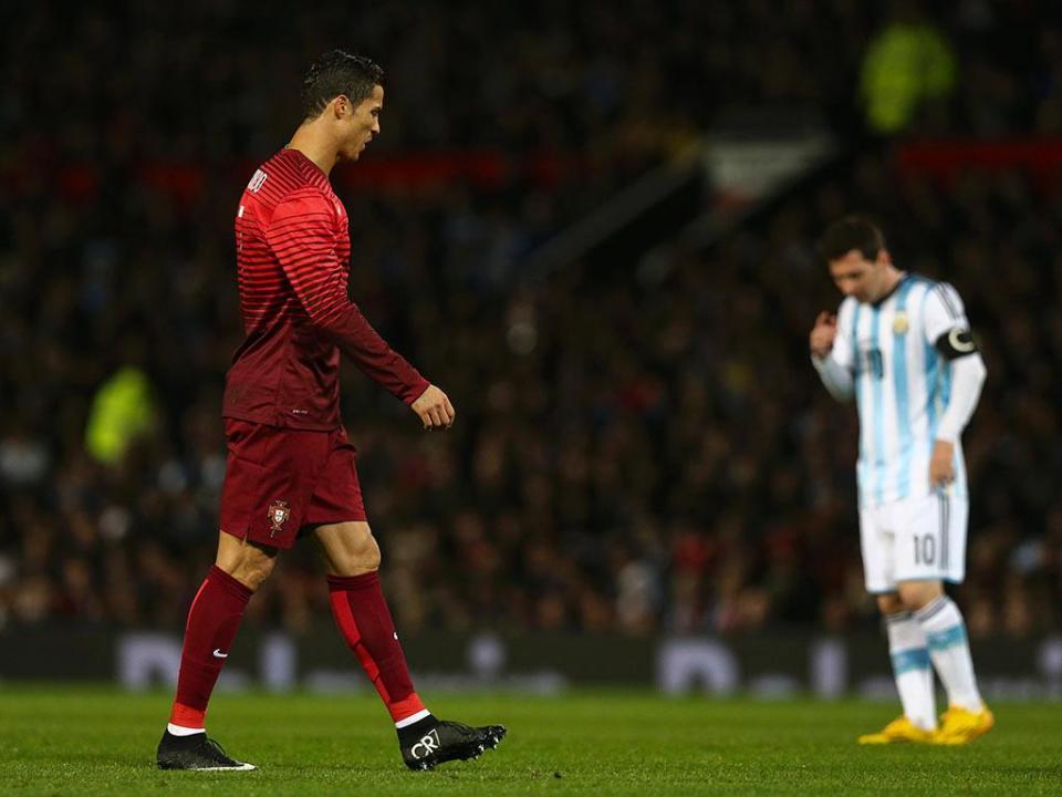 Alô Ronaldo, alô Messi, alguém se atreve a ameaçar Just Fontaine?