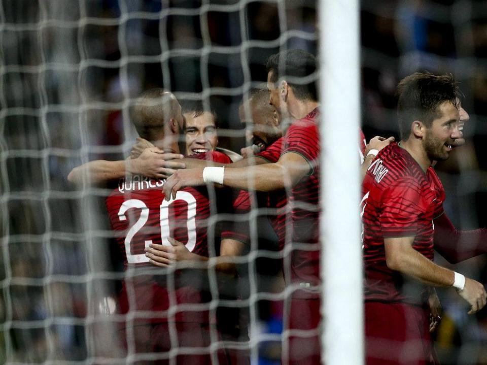 Portugal-Egito também se jogou em 2005 (e há dois «sobreviventes»)