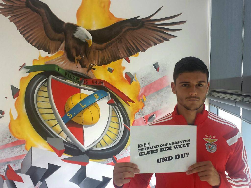 Benfica usa jogadores para nova resposta ao Bayern Munique