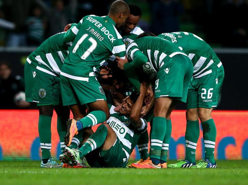 Sporting-V. Setúbal (LUSA)