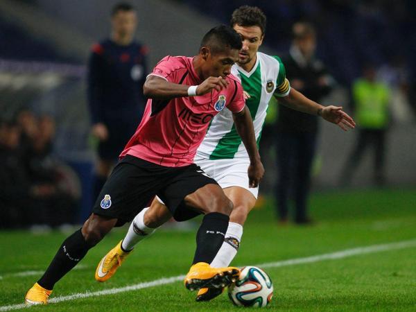 FC Porto-Rio Ave, 5-0 (resultado final)