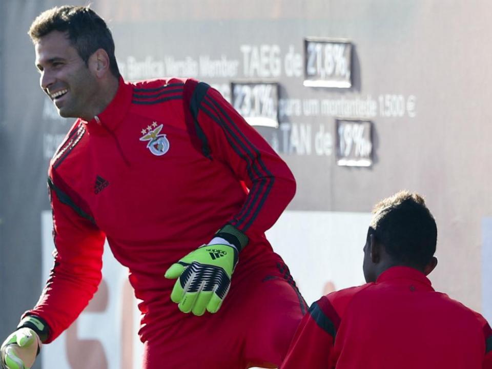 Artur Moraes: «Deixo de ser jogador de futebol»