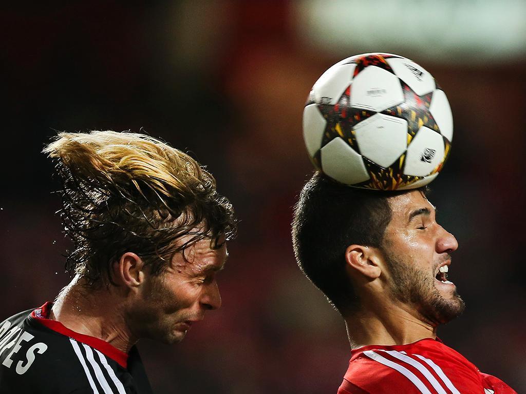 Benfica: febre afasta Lisandro do Bessa