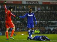 Chelsea-Derby County (REUTERS/ Darren Staples )