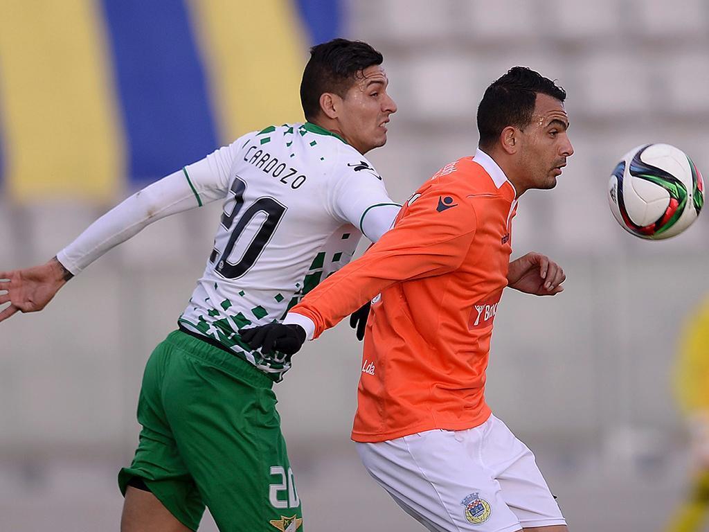 Taça da Liga: Moreirense vence Arouca e é líder à condição